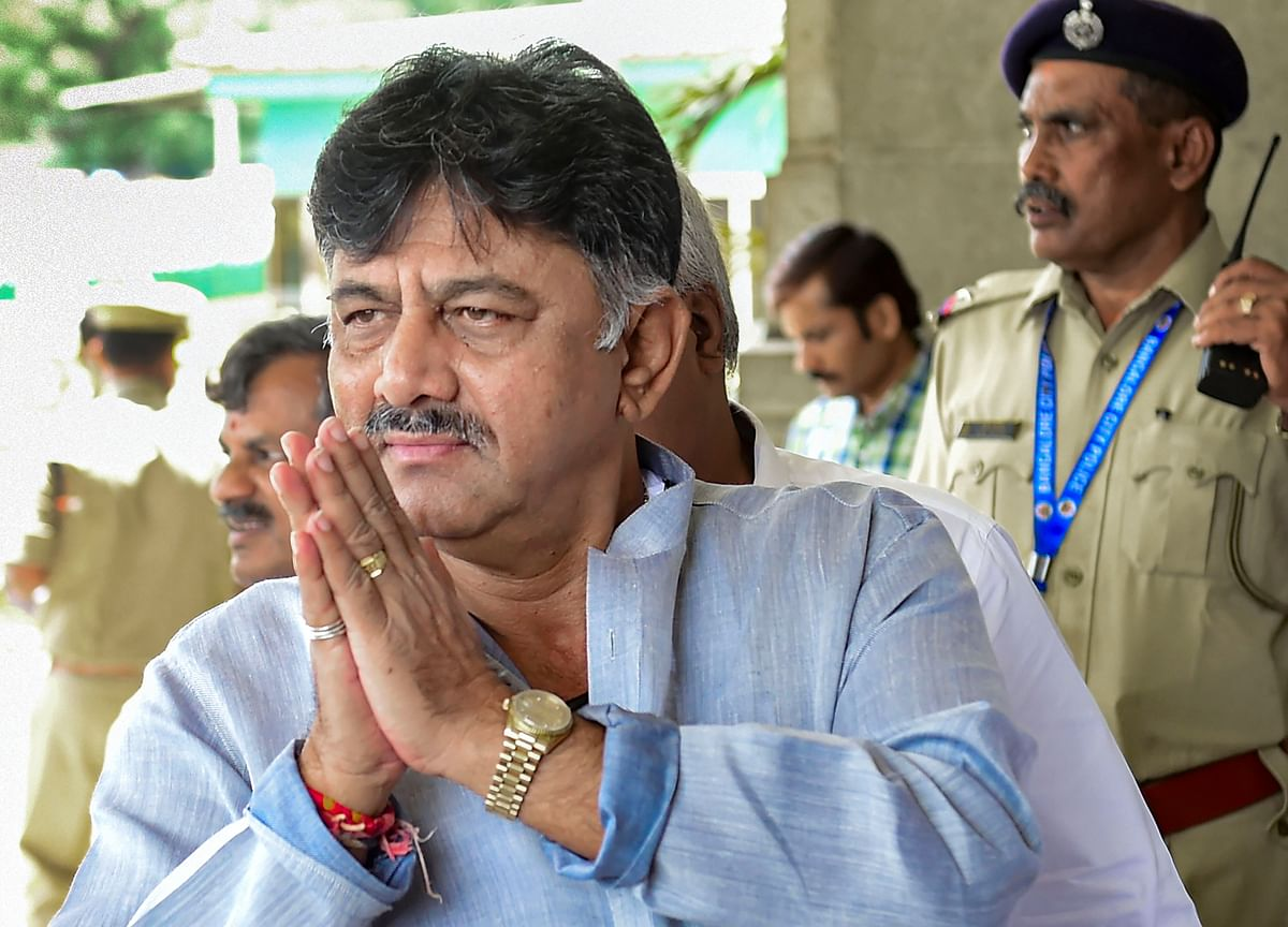 Congress Says DK Shivakumar's Arrest Is To Divert Attention From 'Economic Emergency'