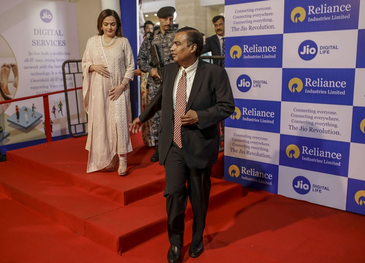 Reliance Industries Commits To Pay For Any Gas Supply Shortfall From Its Fields