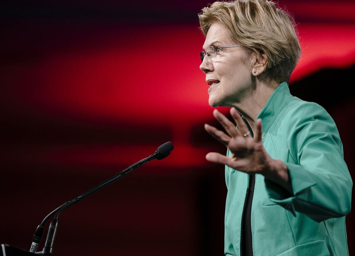 Warren Gains on Biden in Perceived Electability in CBS Poll