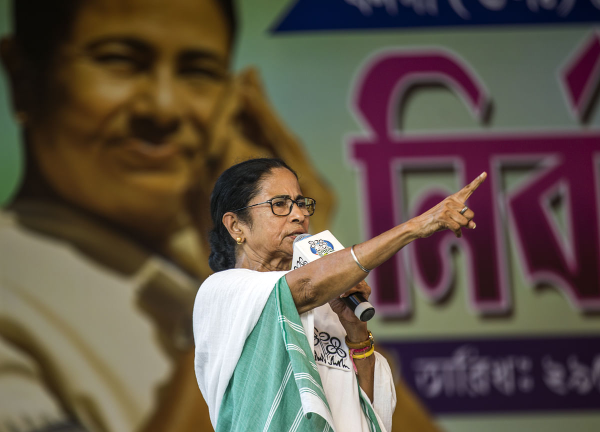 Bengal Elections: Mamata Banerjee Injured During Campaign In Nandigram