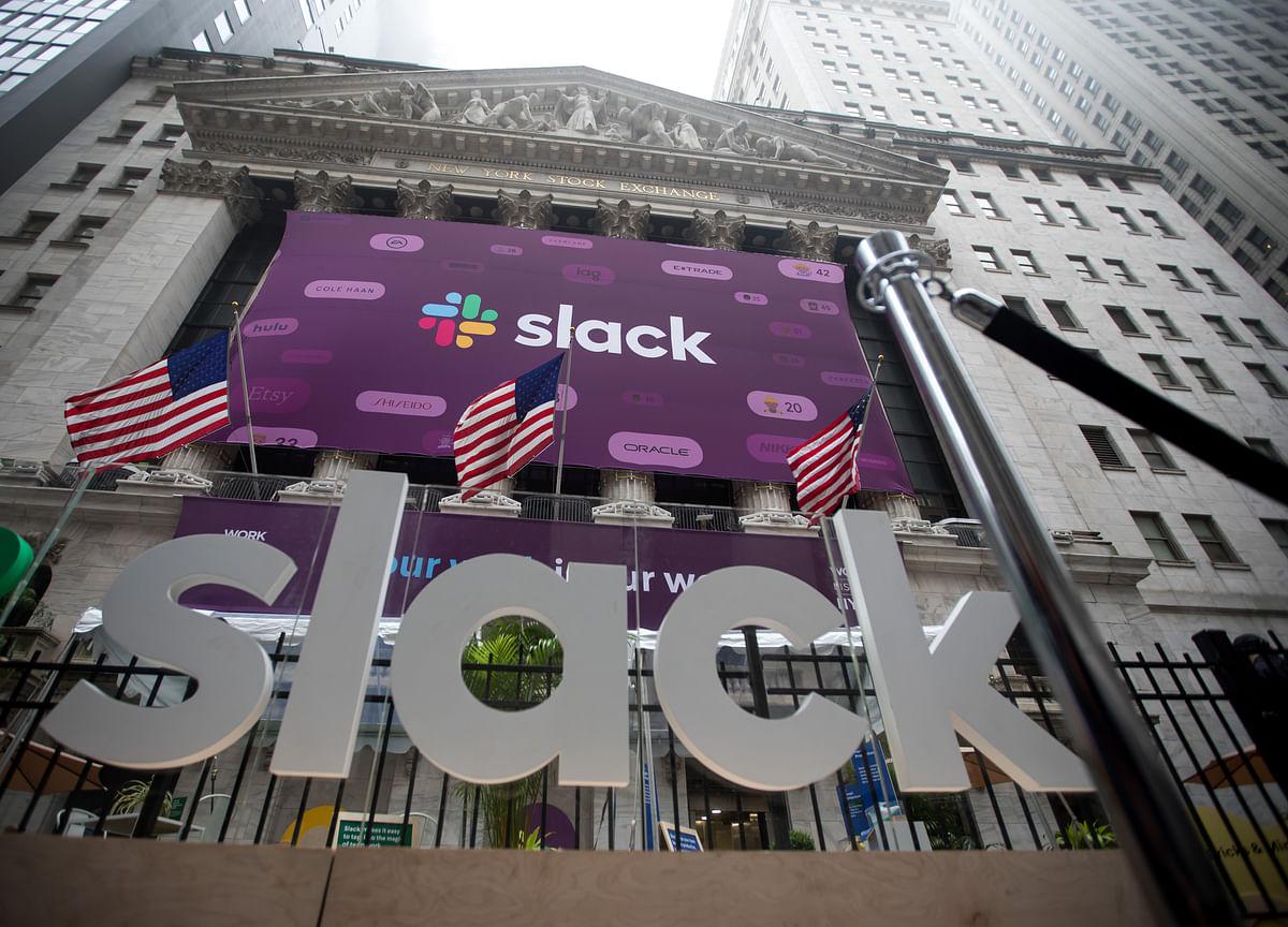 Salesforce's Benioff Escalates Microsoft Rivalry With Slack