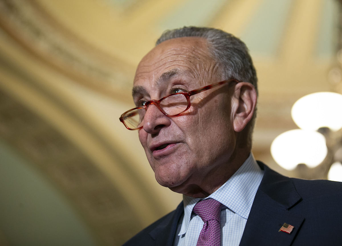 Schumer Wants Whistle-Blower Claim Released: Impeachment Update