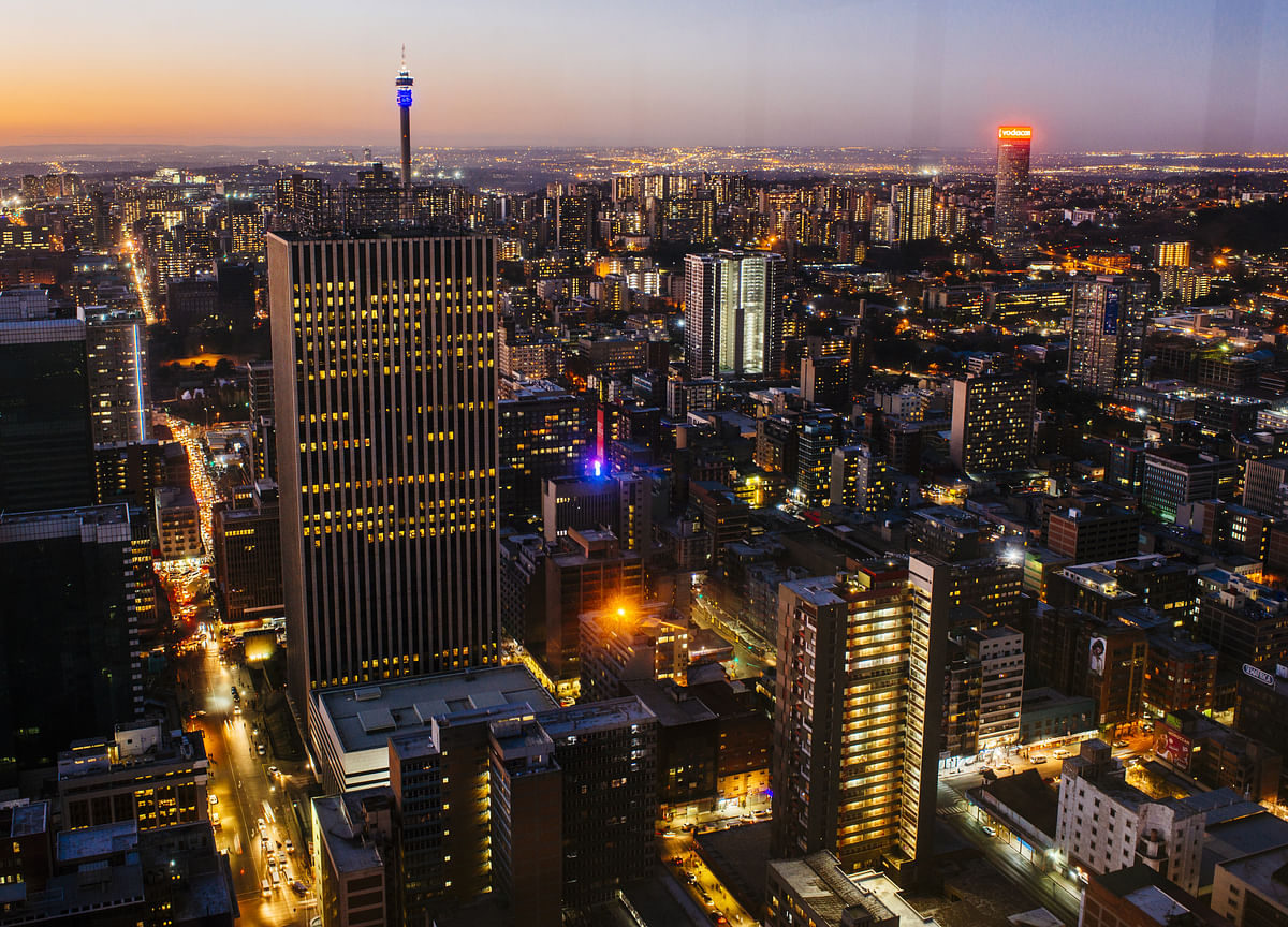 South Africa Likely Dodged Recession as Lights Stayed On