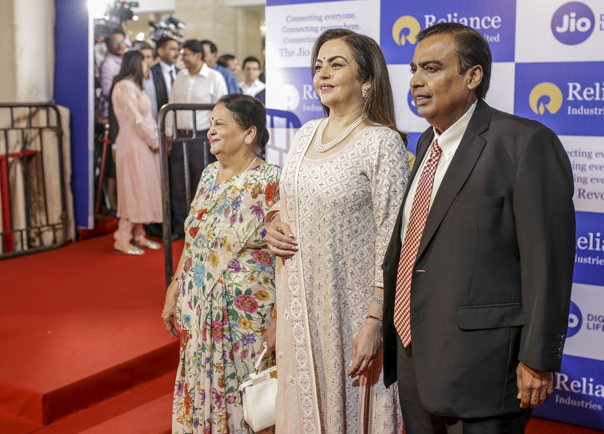 Wife of Asia's Richest Man Named to Metropolitan Museum's Board