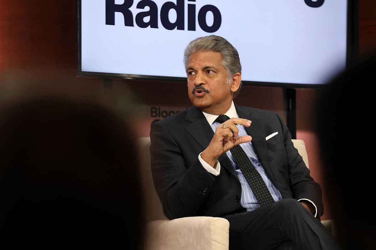 Stop Blame Game, Climate Change Is Biggest Business Opportunity, Says Anand Mahindra
