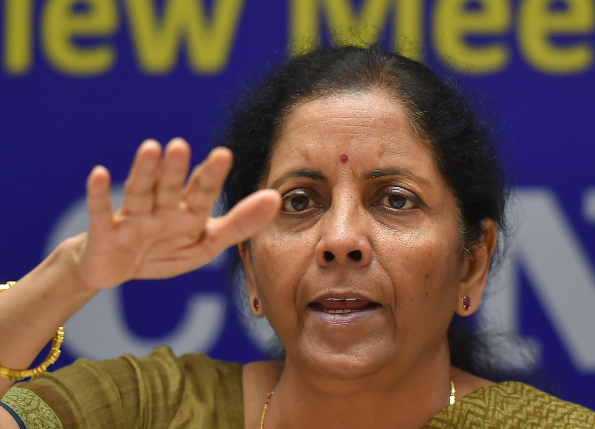 Nirmala Sitharaman Press Conference: Finance Minister Lays Out Capital Expenditure Plans After Meeting With Key Ministries