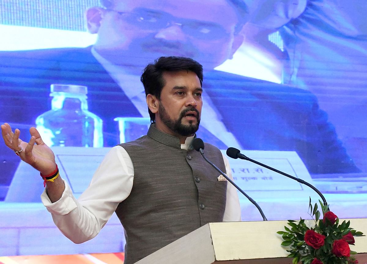 Auto Sector Should Pitch GST Rate Cut To State Finance Ministers As Well, Says Anurag Thakur
