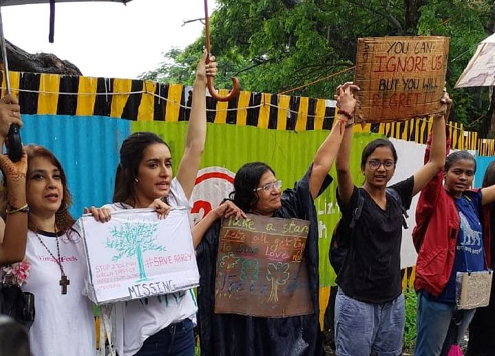 Mumbai Celebs Join Citizens To Protest Order To Cut Trees In Aarey For Metro