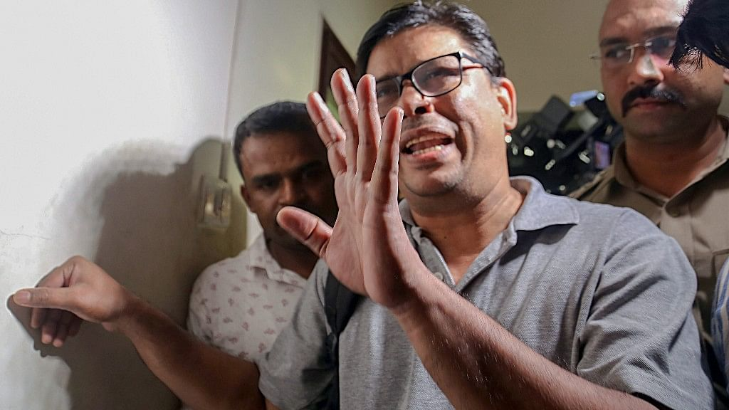 Activist and lawyer Arun Ferreira. (Photograph: PTI)