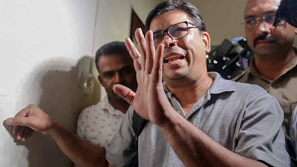 Activist and lawyer Arun Ferreira. (Photograph: PTI)