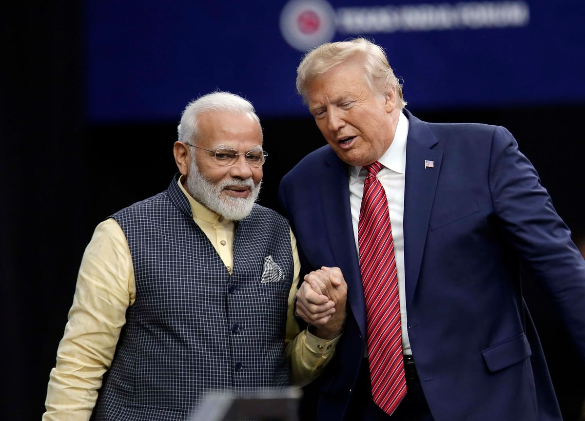 Will Make 'Tremendous' Trade Deal With India, Says U.S. President Trump