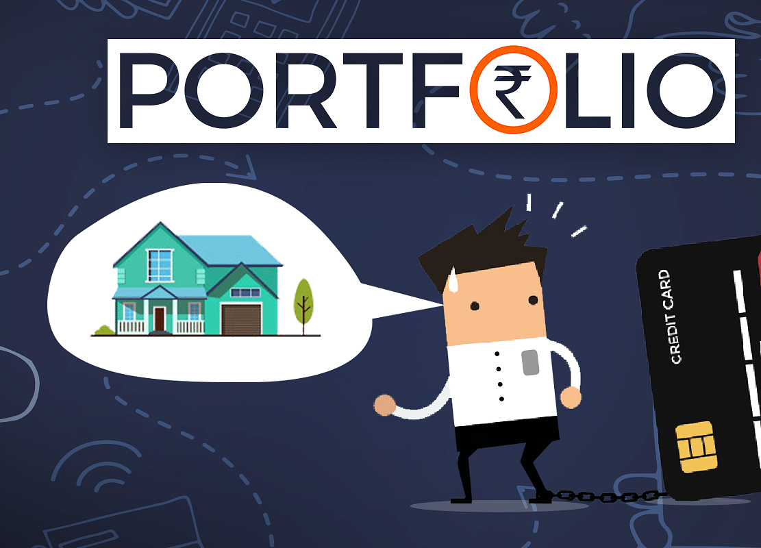BQPortfolio: To Buy His Dream Home, Deep Mukherjee Must Get Rid Of His Credit Card Debt