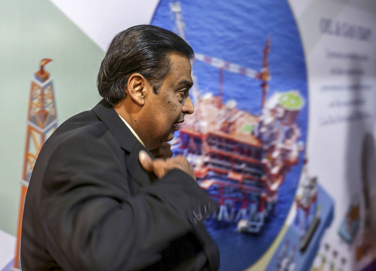 Reliance Industries Seeks $5.4 Minimum Price For New Gas From KG-D6