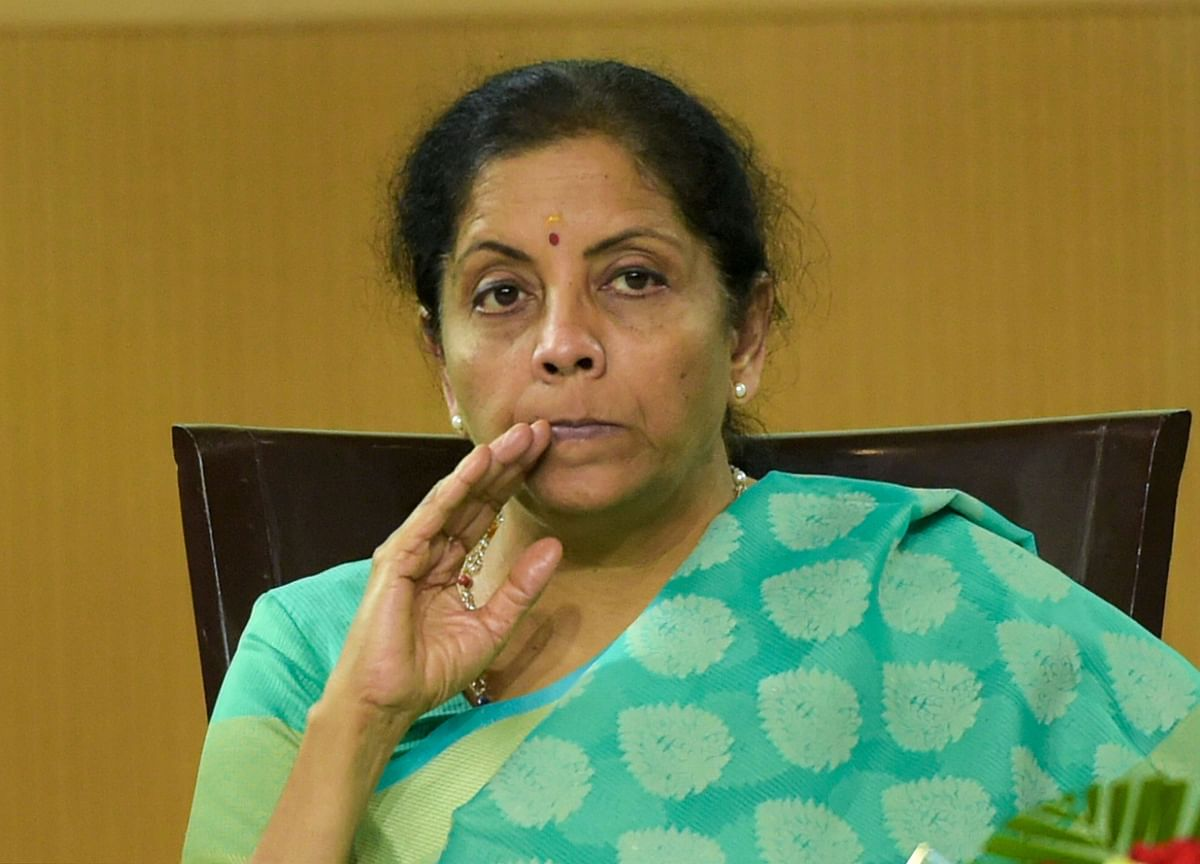 Centre Will Not Renege On GST Compensation To States: Nirmala Sitharaman