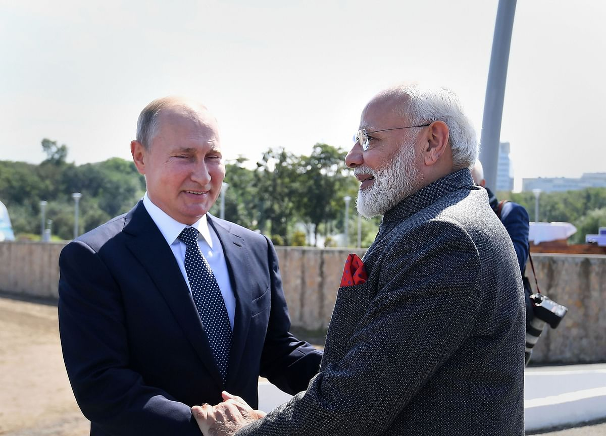 India, Russia Decide To Expand Bilateral Trade To $30 Billion By 2025