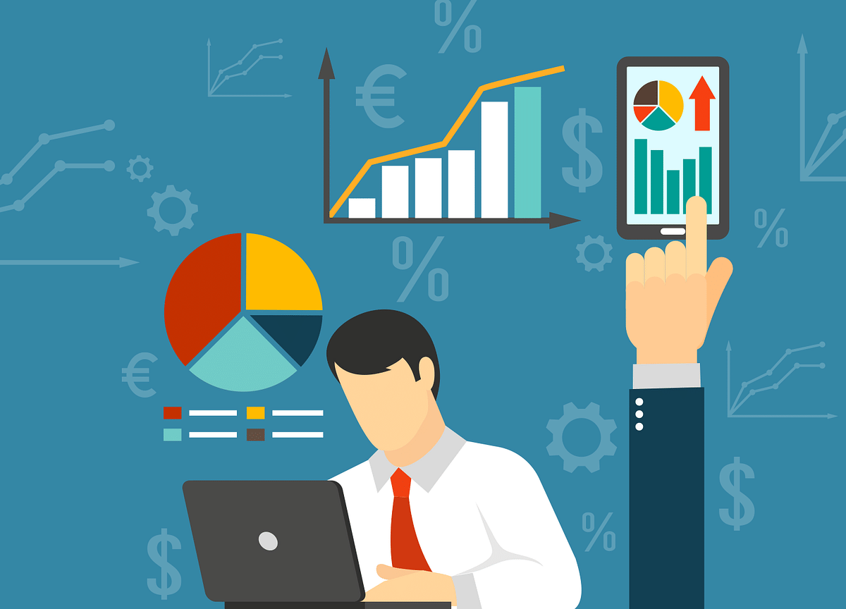 BQLearning: Reading A Stock Chart Simplified