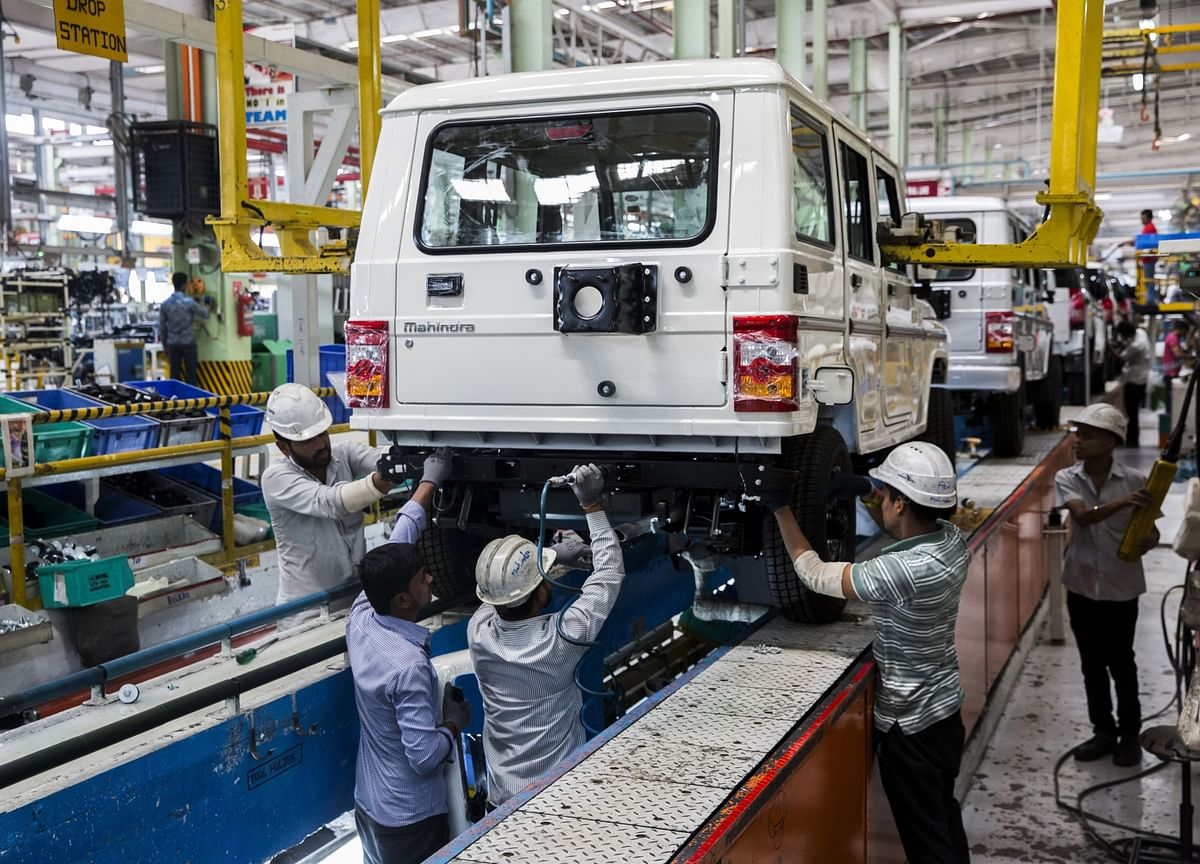 M&M Lines Up Rs 12,000 Crore To Revamp Vehicles, Regain Market Share