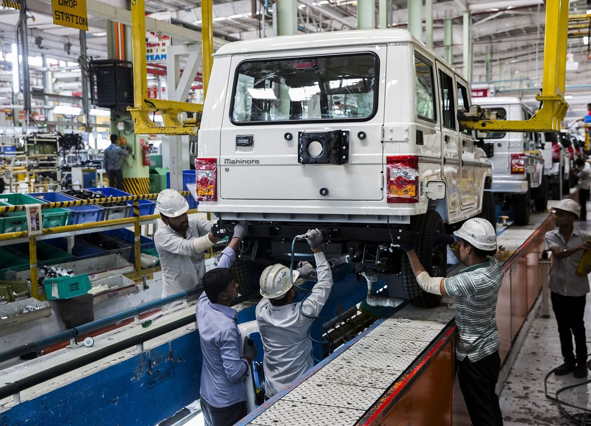 M&M Q4 Review - Auto Business To Drive Growth As Tractors Growth Moderate: Motilal Oswal