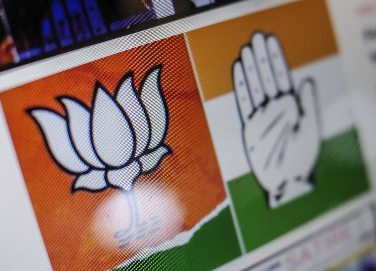 BJP MPs Replace Congress Leaders As Heads Of Two Parliamentary Panels