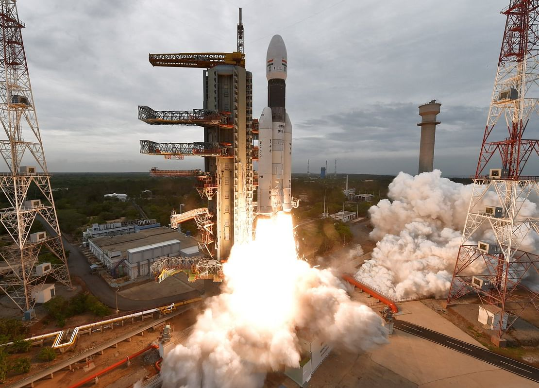 Orbit Of Chandrayaan-2's Lander Lowered, One Step Closer To Moon Landing