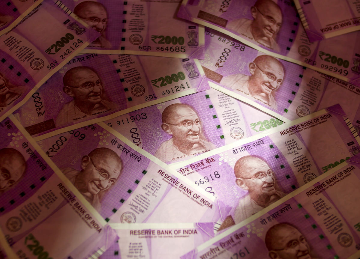 Rupee Ends At 9-Month Low Of 72.39 On Weak Macro Data, Strong Dollar