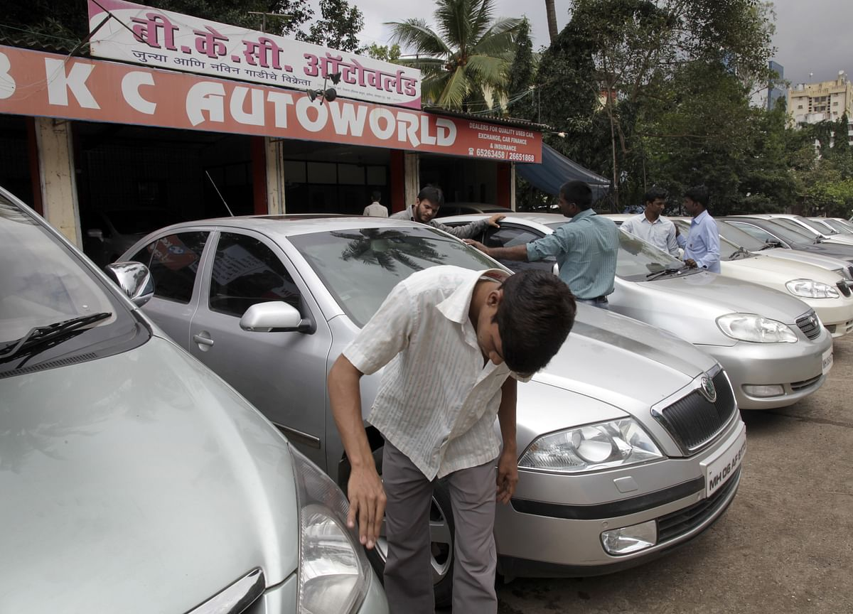 Thrifty Indians May Drive Used-Car Sales During Pandemic