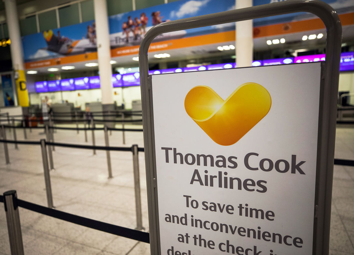 Thomas Cook's Death Is Pure Ernest Hemingway