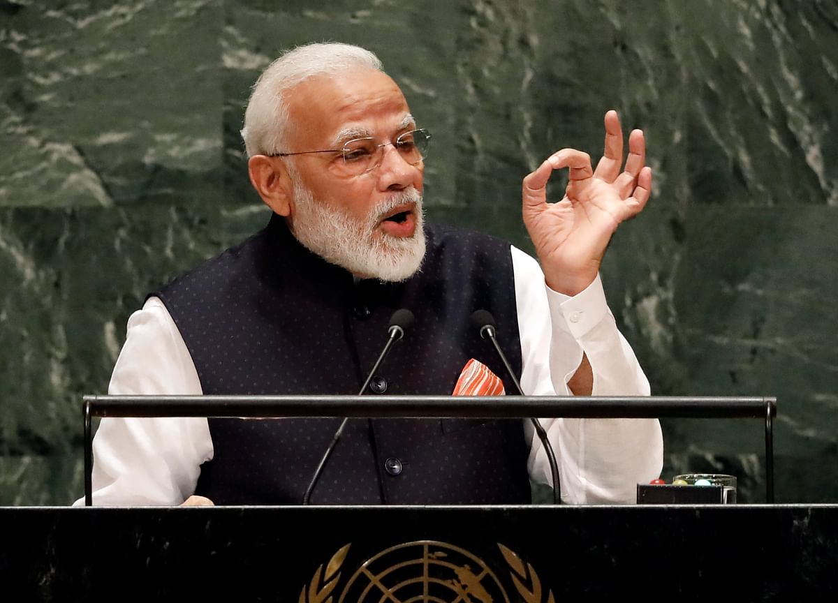 At UNGA, PM Modi Asks International Community To Unite Against Terrorism