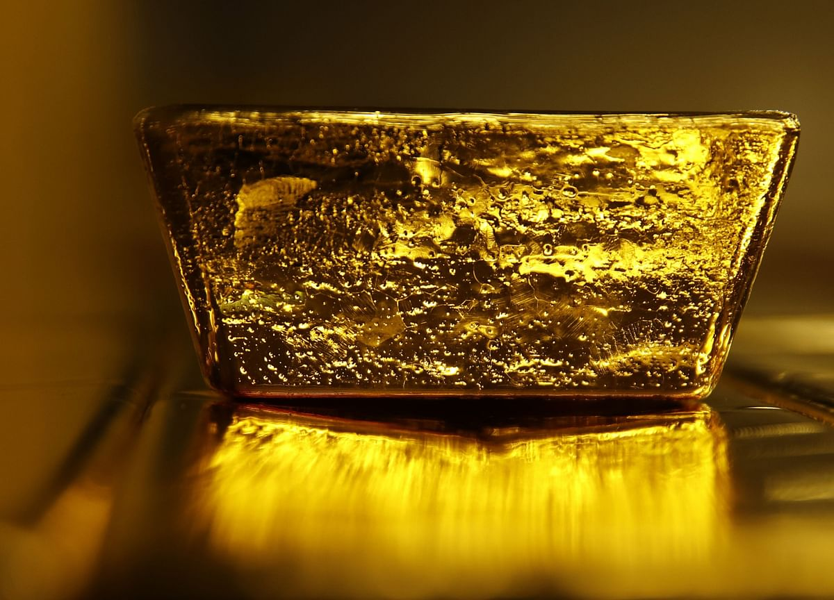 Gold Breaks Away From Emerging-Market Currencies