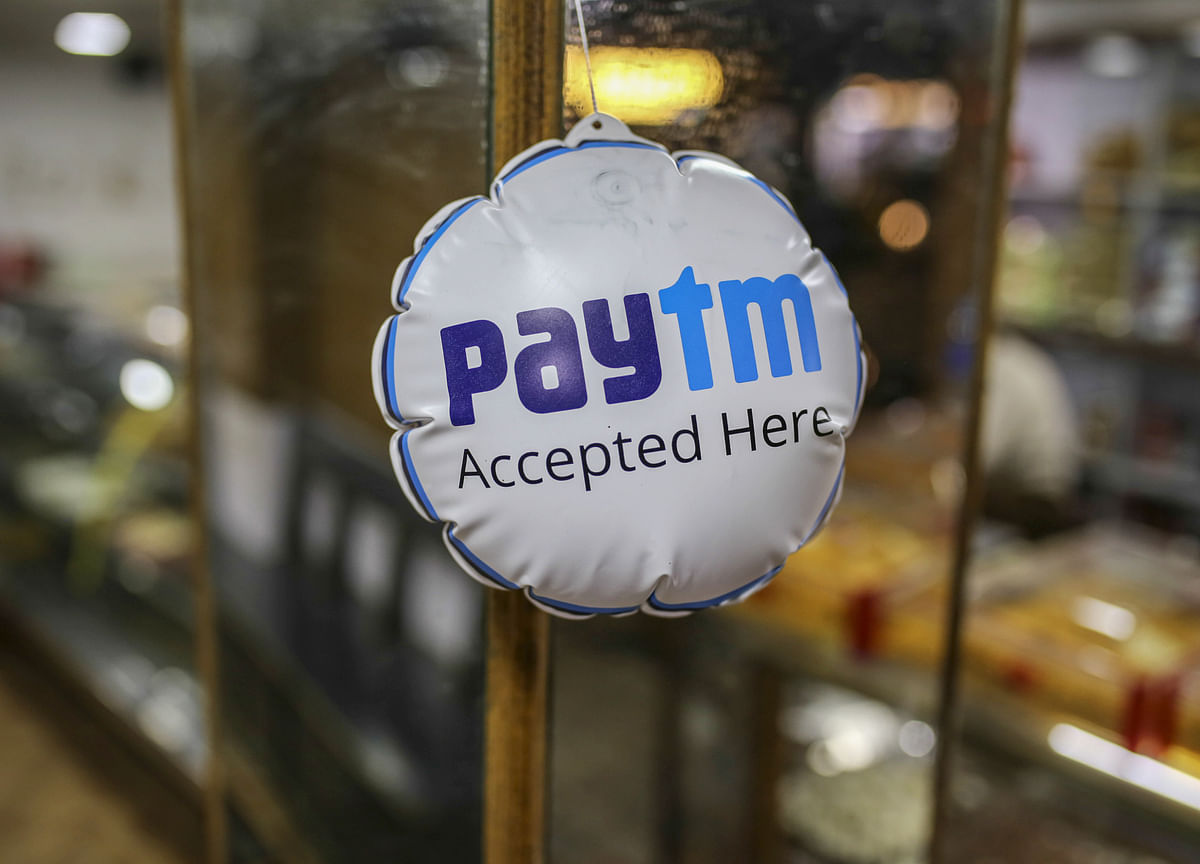 Paytm's Parent One97 Communications Raises $660 Million From Alipay, Others