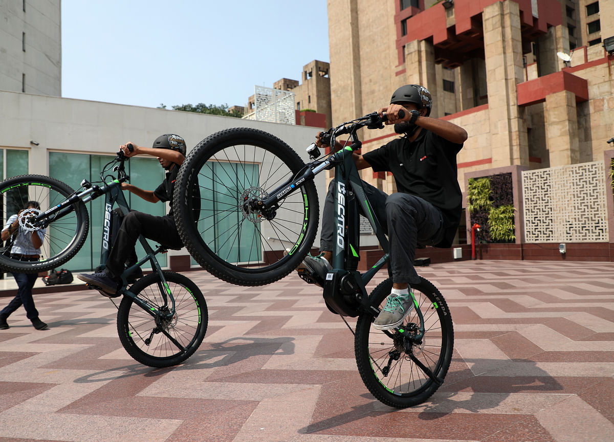 Hero Cycles Partners Yamaha To Launch High-End E-Cycles In India