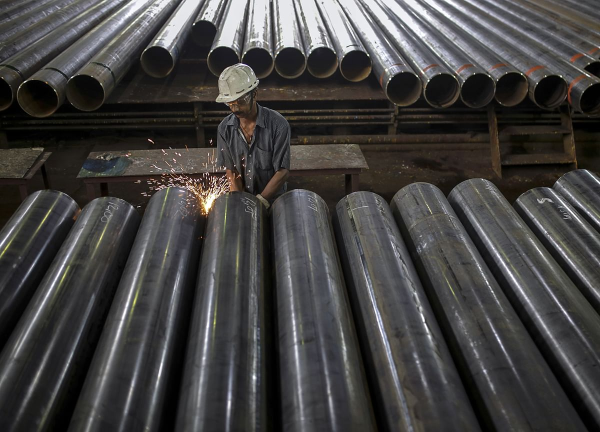India Ratings Revises Steel Sector Outlook To 'Stable-To-Negative'