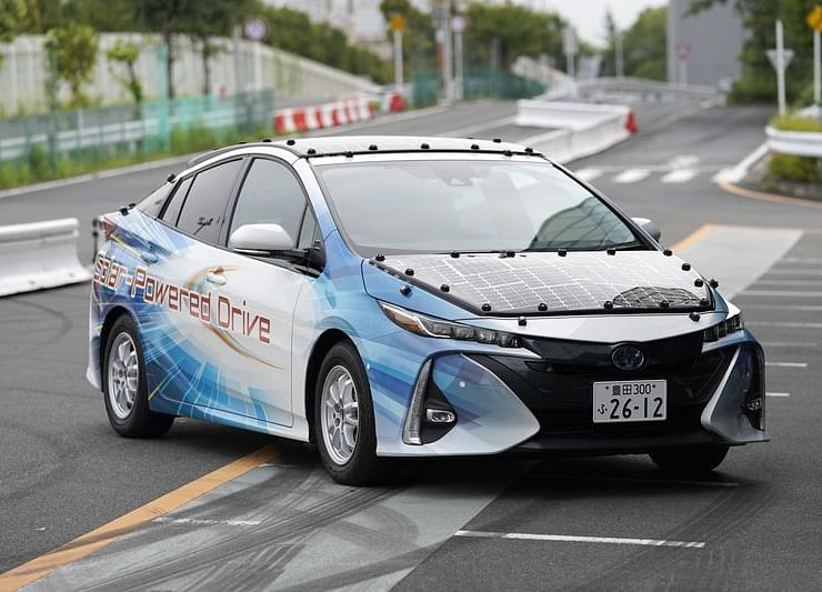 Toyota Is Trying to Figure Out How to Make a Car Run Forever