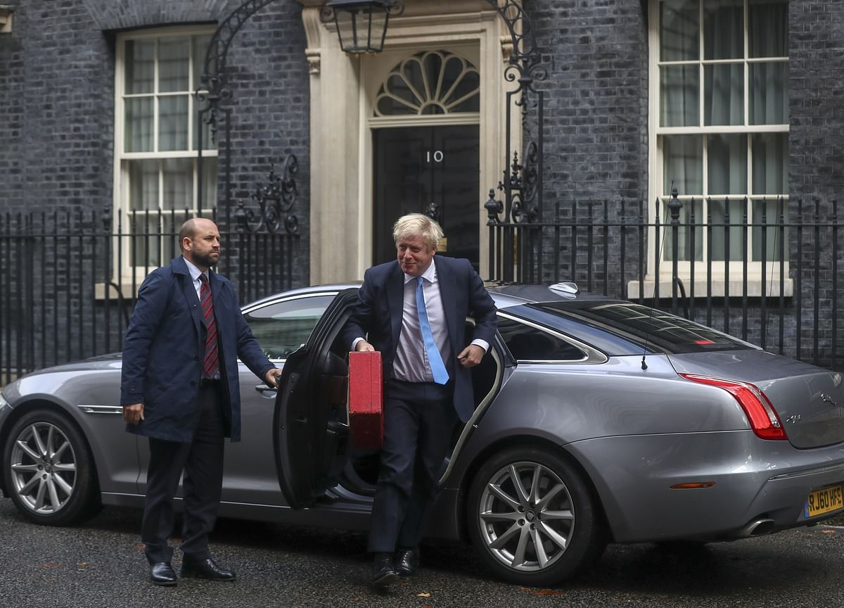 Tory Conference Overshadowed by Johnson Claims: Brexit Update
