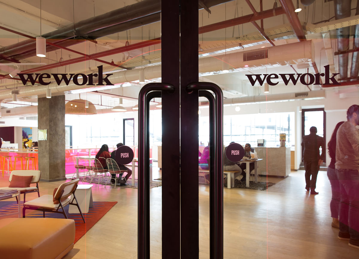 WeWork India Expects 25% Growth In Revenue For 2020 Despite Covid-19