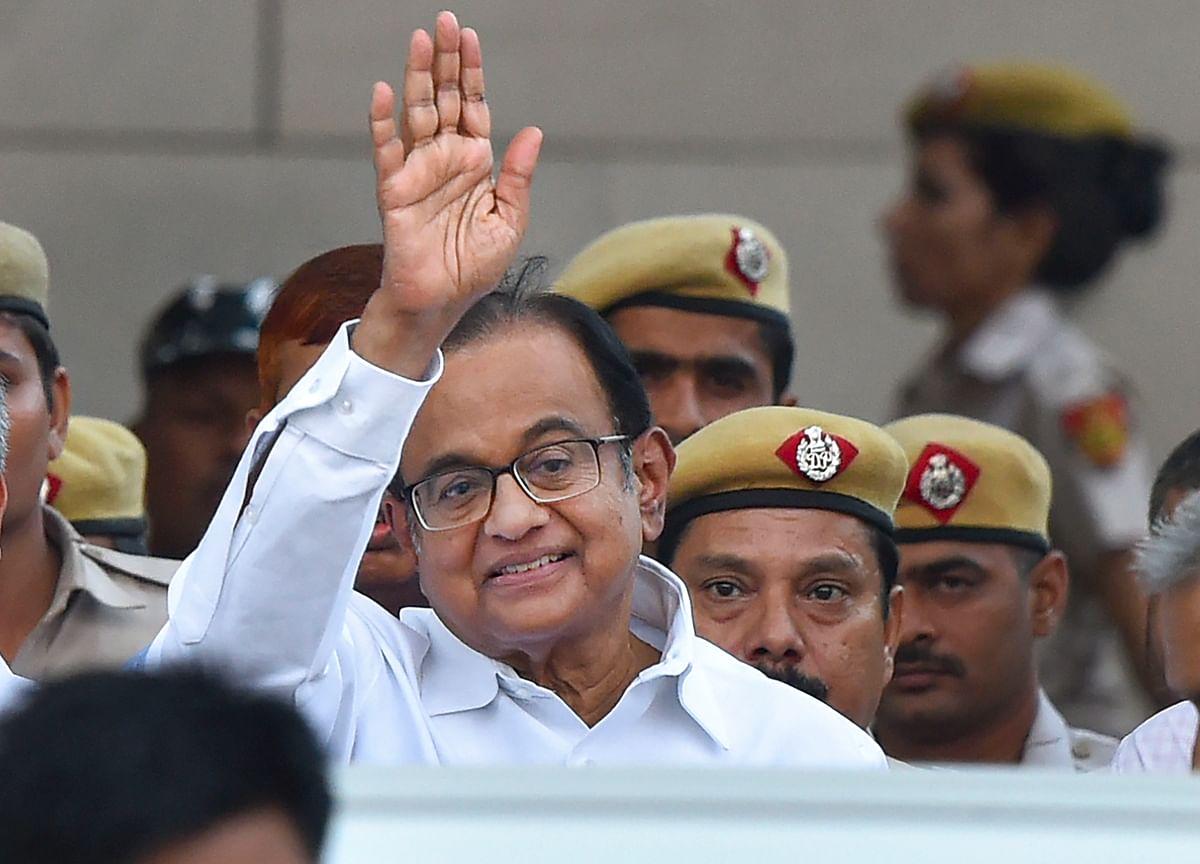 P Chidambaram Takes A Dig At Economic Slowdown