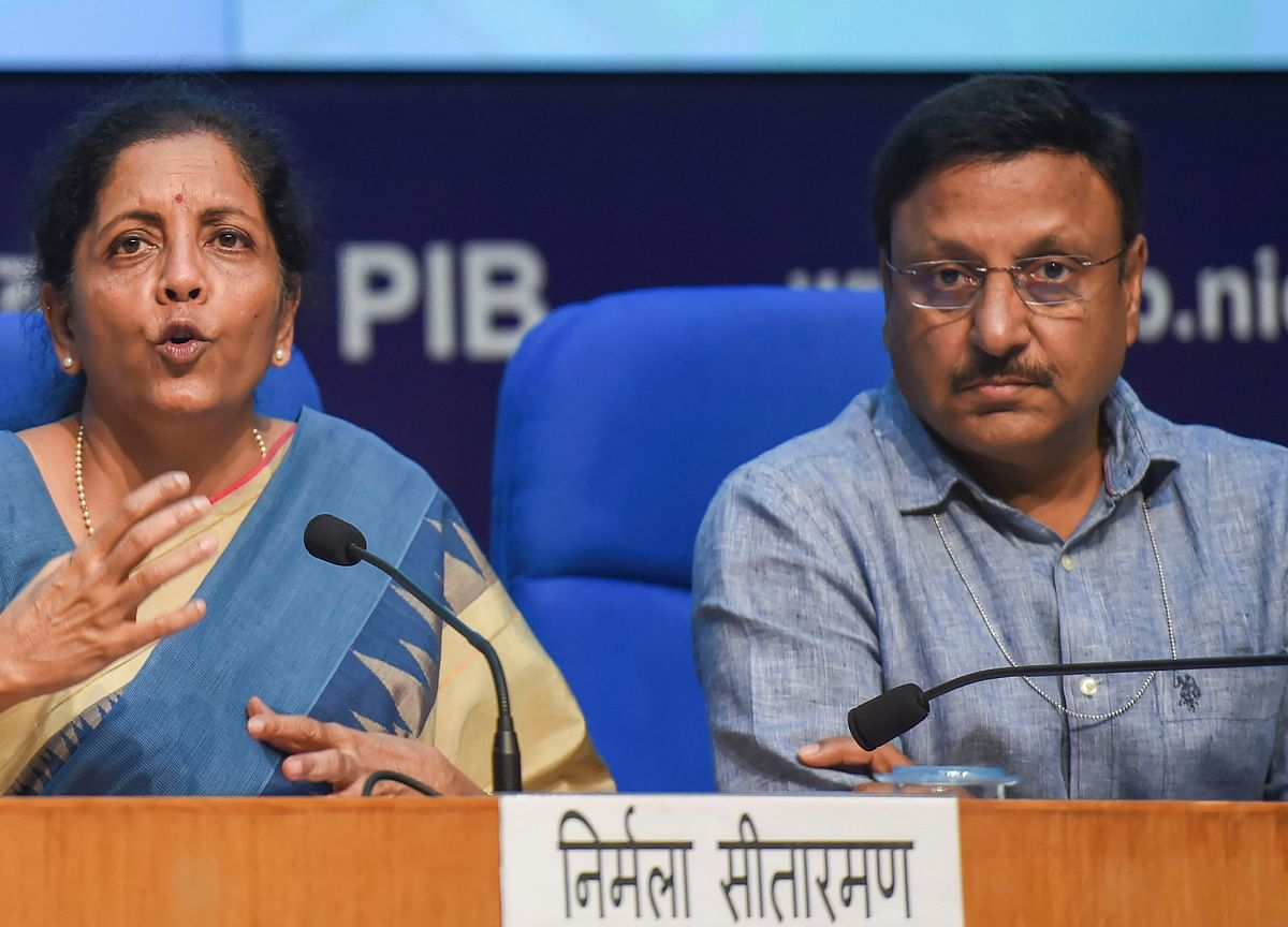 12 PSU Banks Almost Right For India, Says Finance Secretary