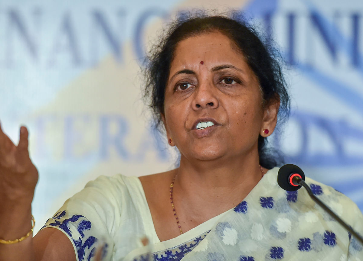 Will Respond To Challenges Faced By All Sectors, Says Finance Minister Nirmala Sitharaman