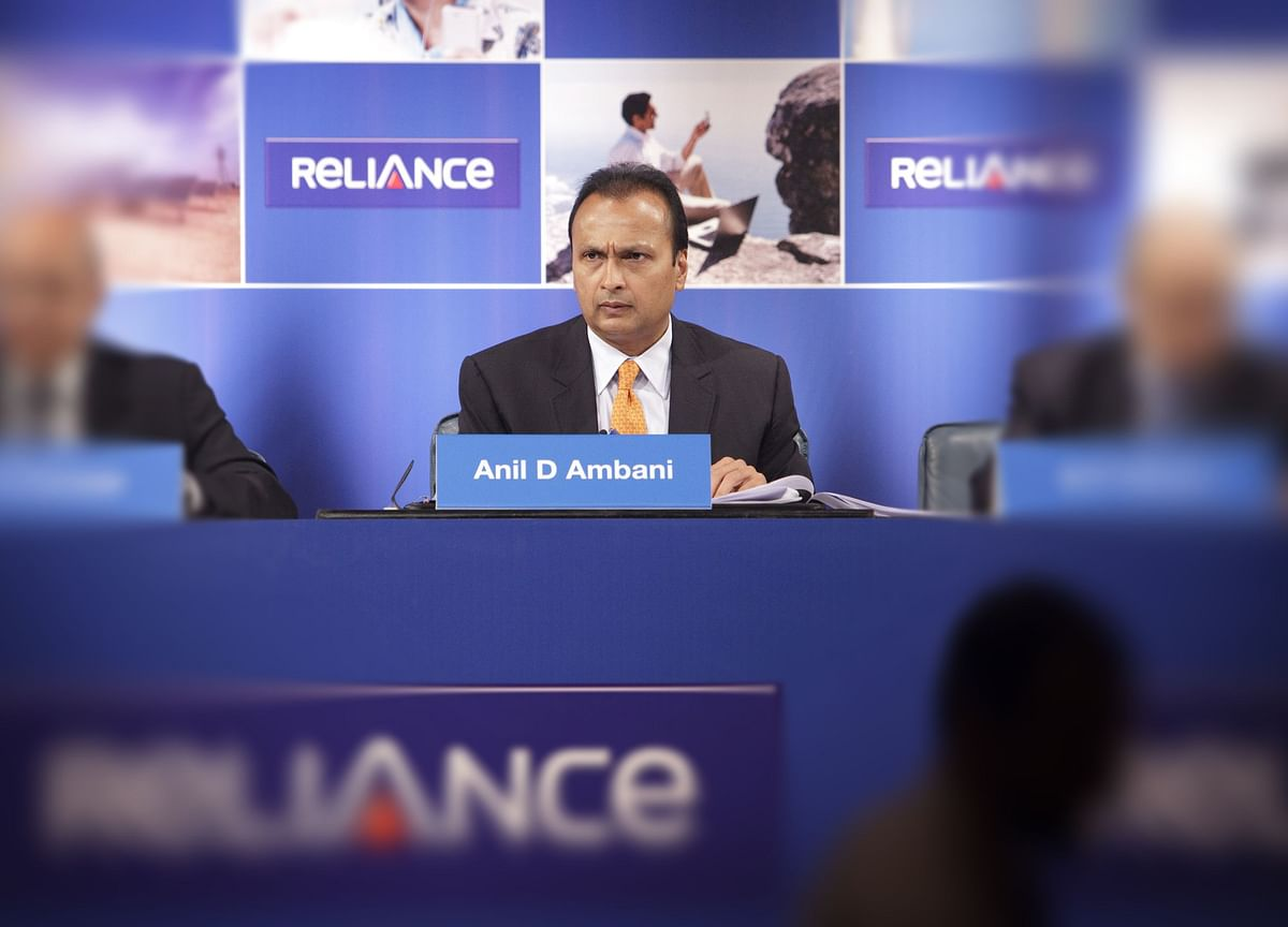 Anil Ambani Ends Talks With Hero FinCorp on Insurer Sale