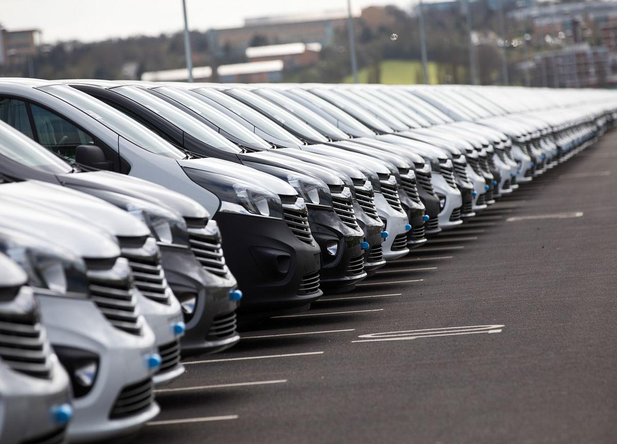 U.K. Car Production Halts Slide -- Thanks to Brexit Confusion