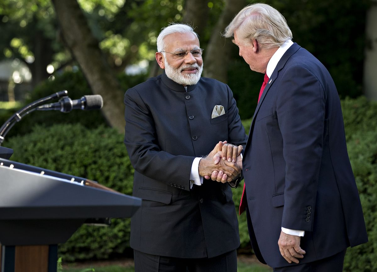 PM To Visit U.S. From Sept. 21-27; Will Meet Trump, Address UNGA Session