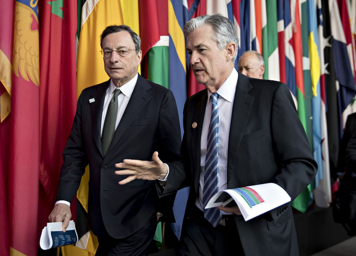 Fed and ECB Are Stuck in a Shrinking Corner
