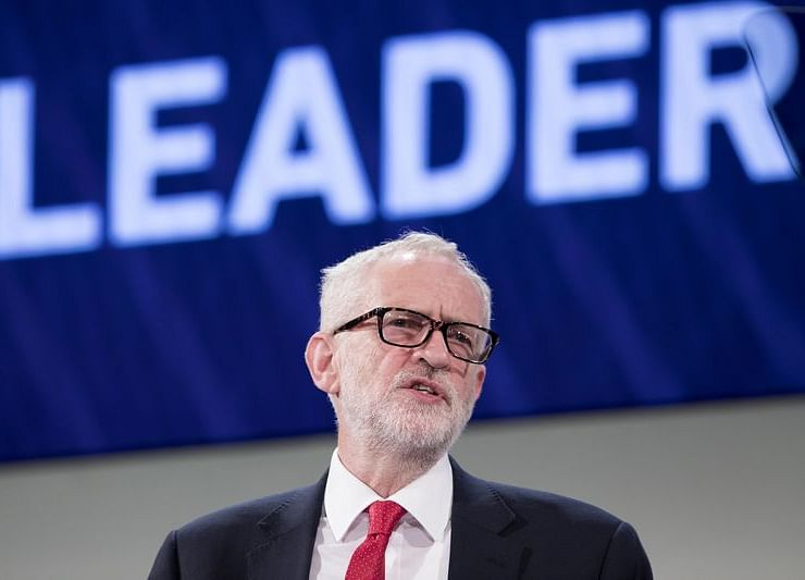It's Going So Badly for Johnson Even Pound Traders Prefer Corbyn