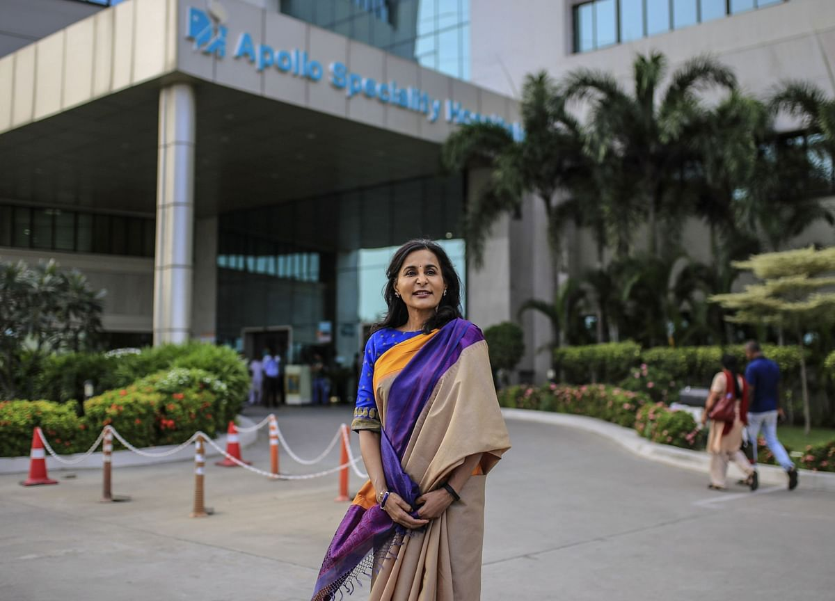 Apollo Hospitals' Promoter Family Will Use Stake Sale Proceeds To Pare Debt