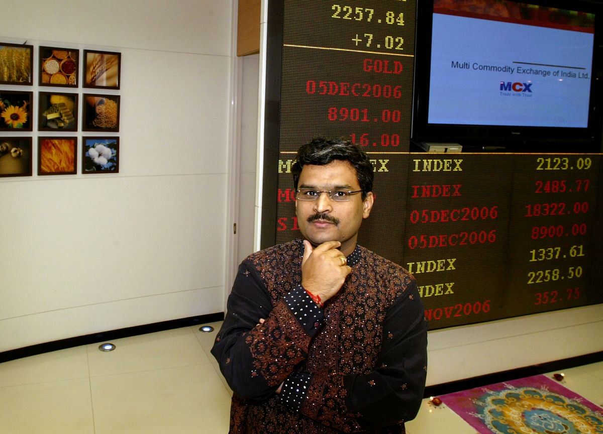 Didn't Flee To London, Groundwork Ready For Refund To Genuine NSEL Claimants: Jignesh Shah