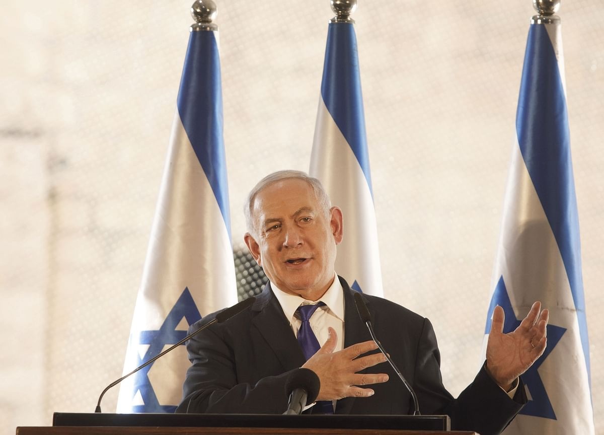 Netanyahu Vows to Annex West Bank Settlements If Re-Elected