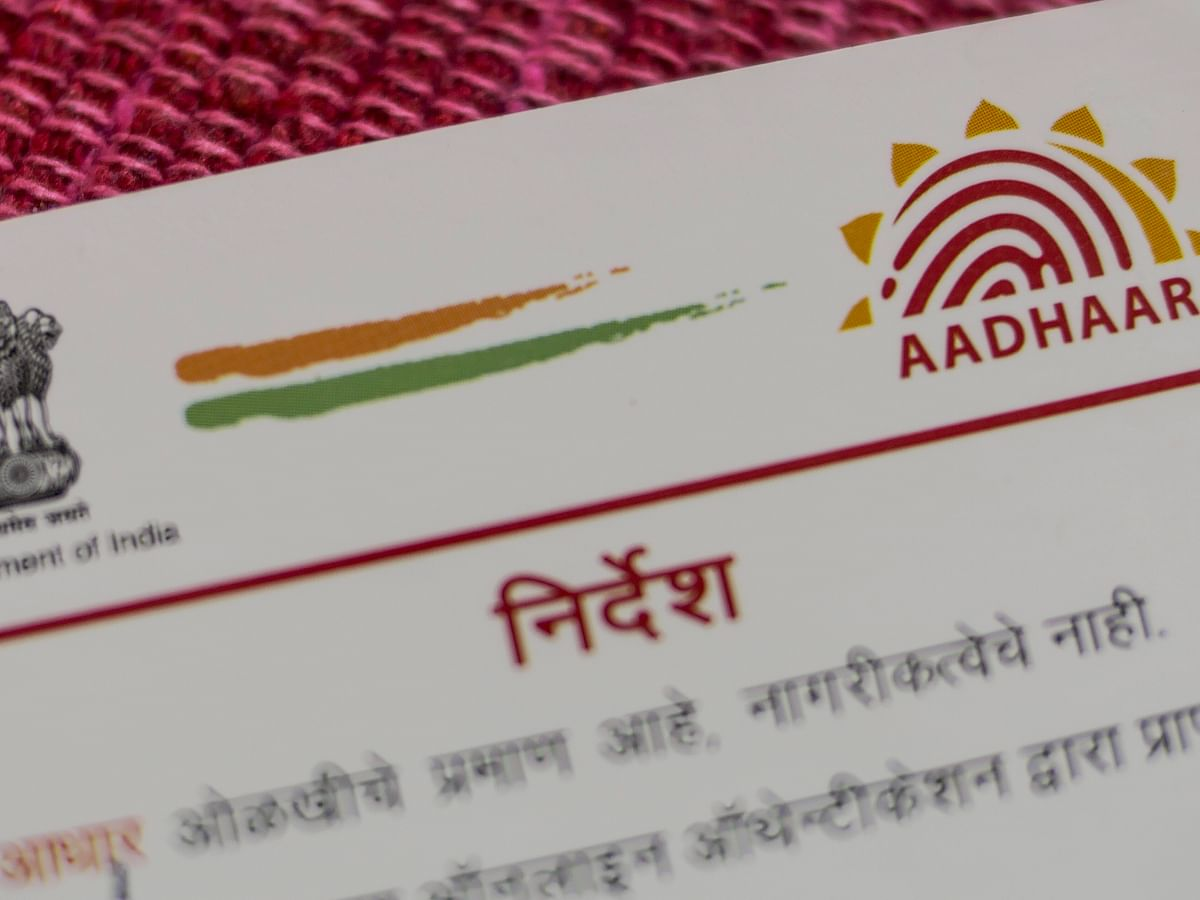 Government Eases Norms For Change Of Address On Aadhaar