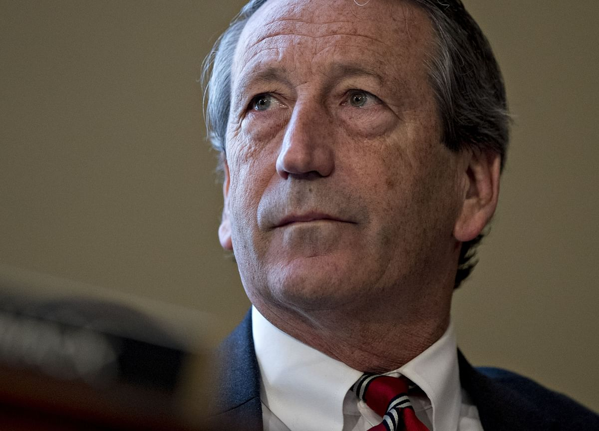 Mark Sanford Running for 2020 GOP Nomination Against Trump