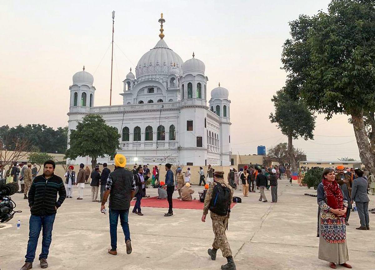 India, Pakistan Agree On Sending 5,000 Pilgrims To Kartarpur Gurudwara Everyday