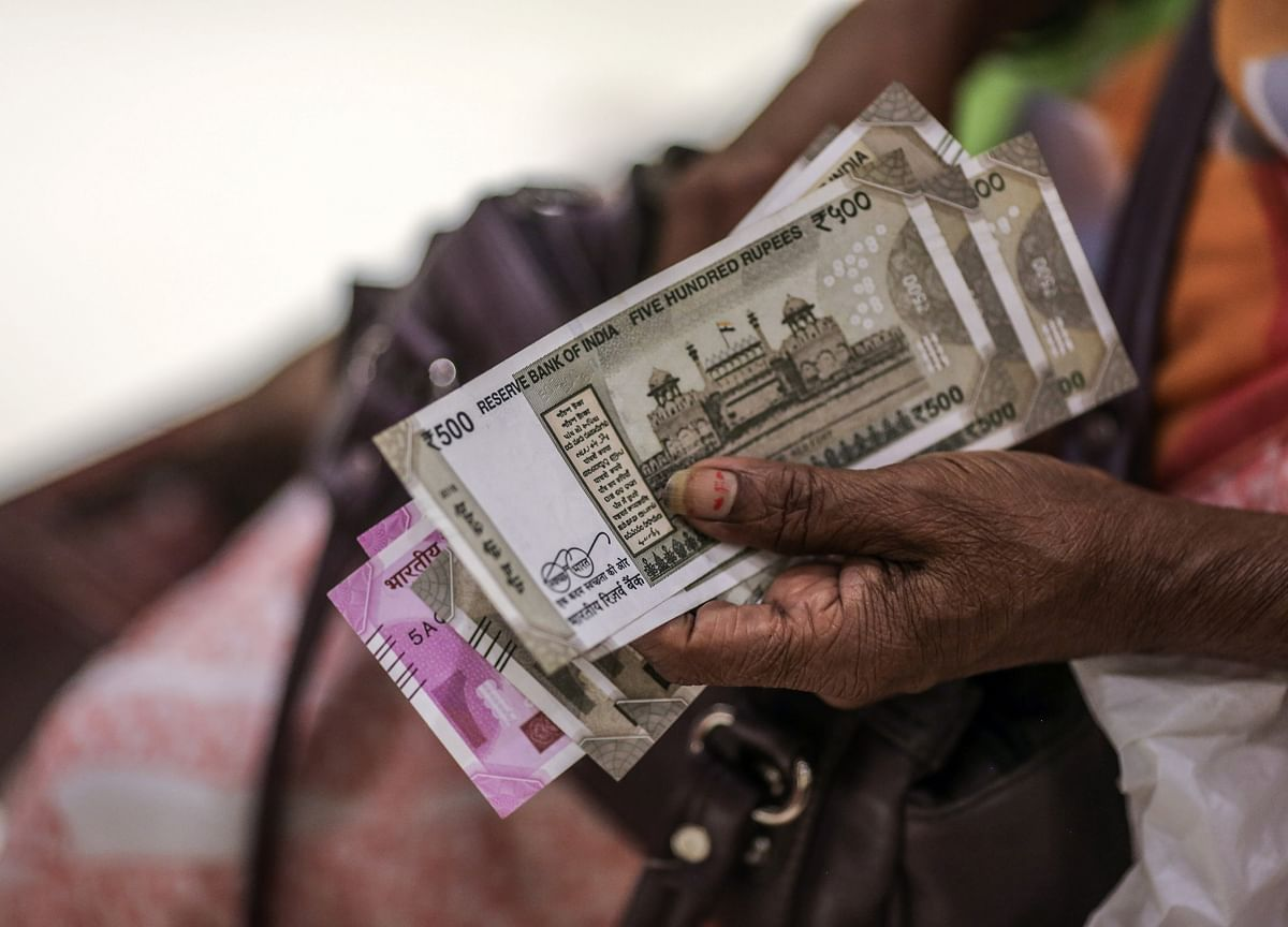 Rupee Rebounds 27 Paise To Close At 72.12 Against U.S. Dollar